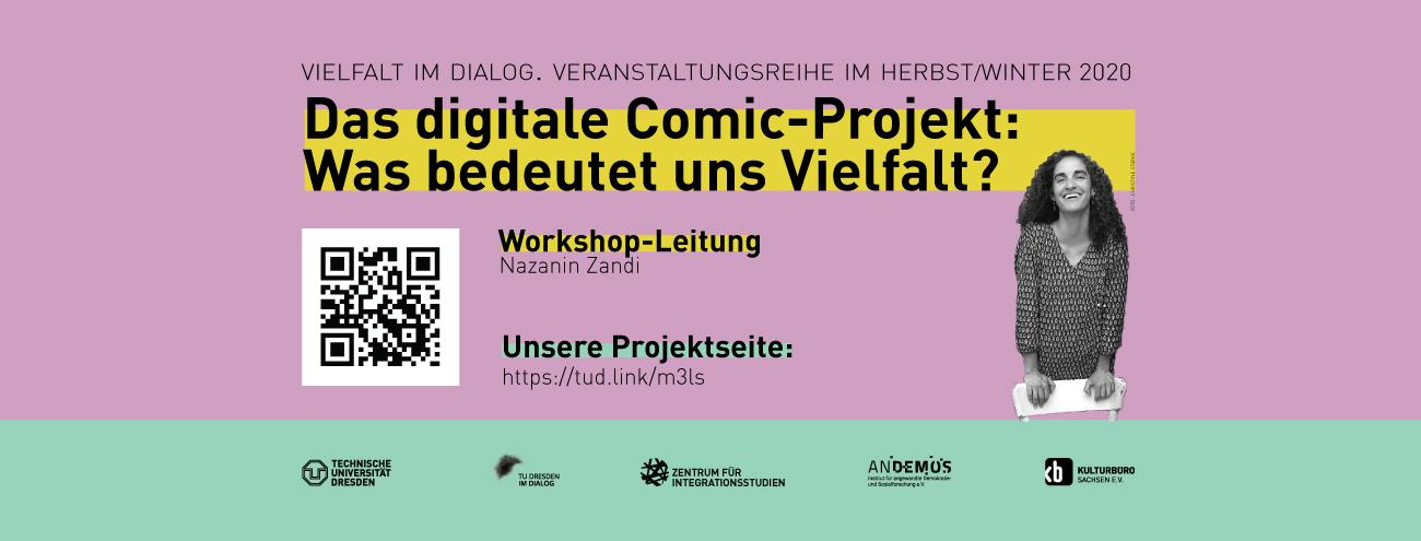 Vielfalt_im_Dialog_Banner_Comic_Workshop_digital