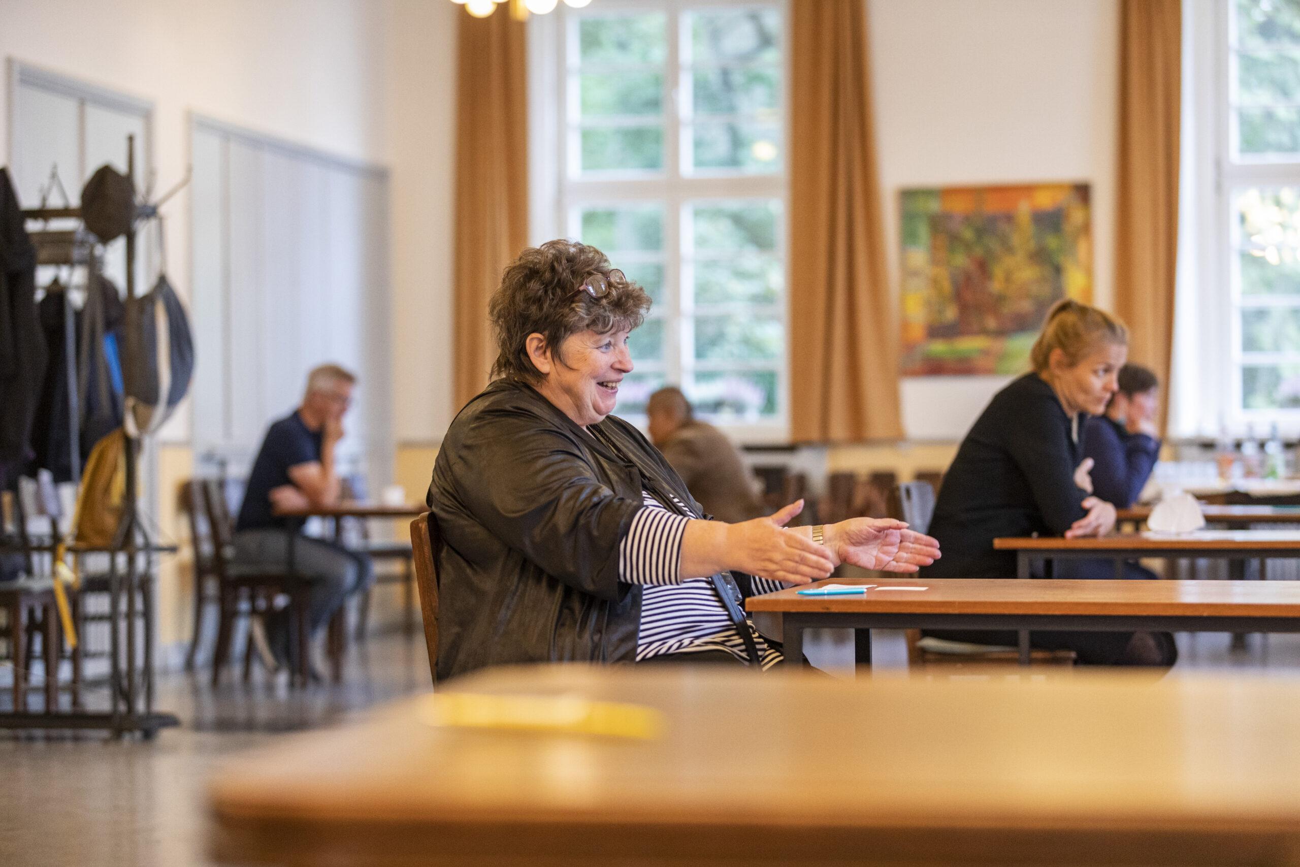 Politisches Speedating in Gera