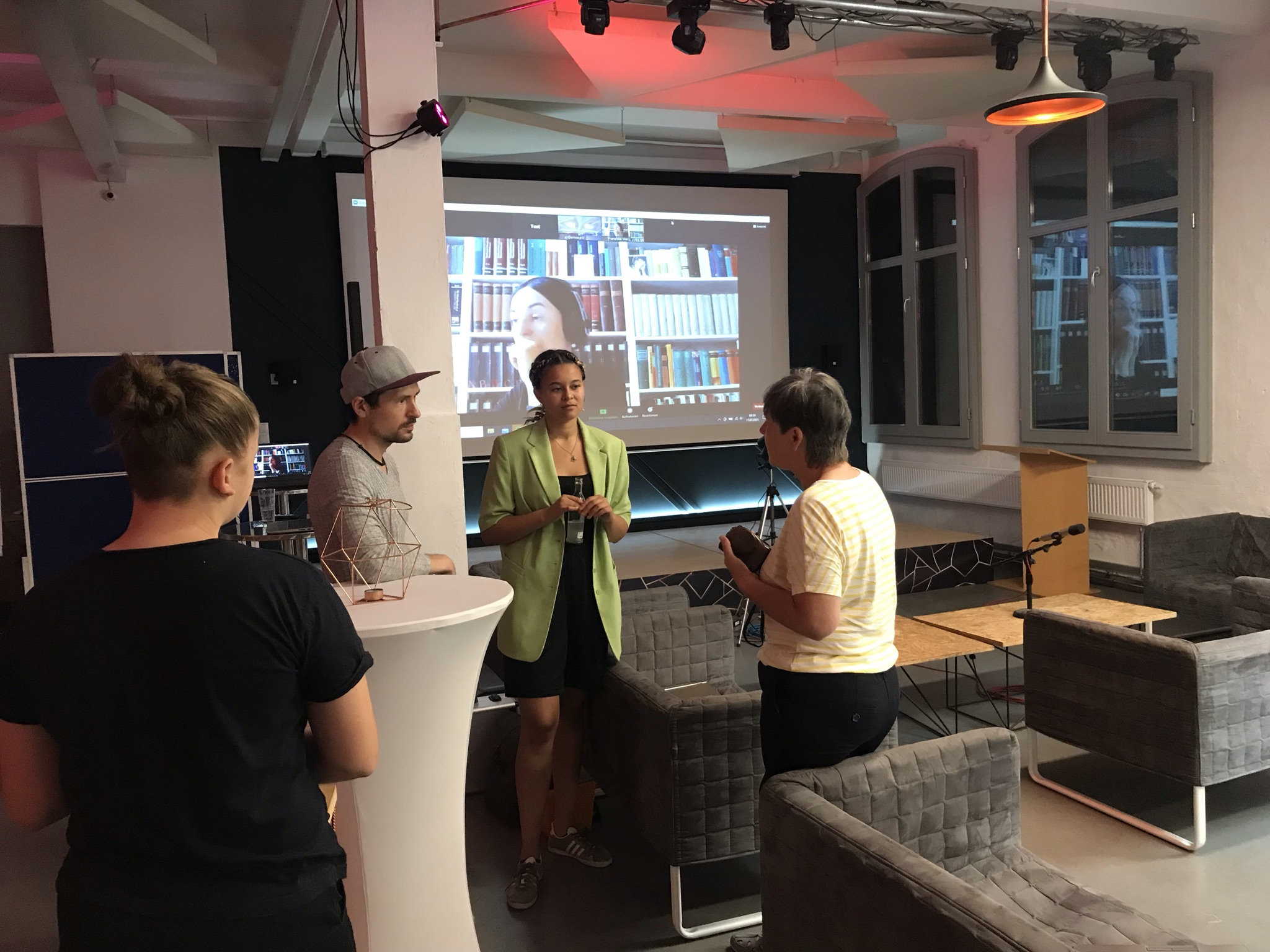 Video- & Social-Media-Workshop in Weißwasser